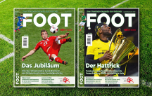 FOOT – Das Fussball-Magazin der Schweiz – Jahresabo